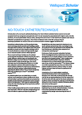 no-touch-catheter-technique